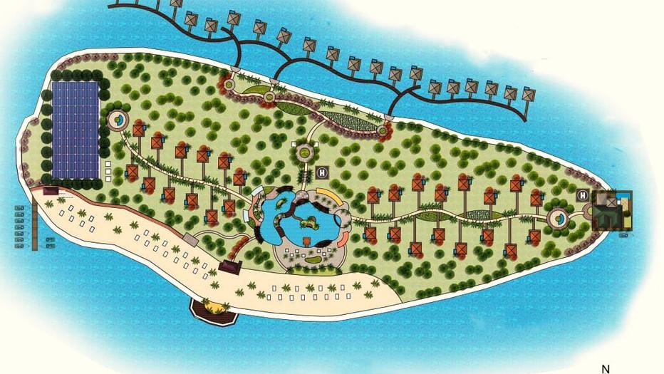 Island Masterplan