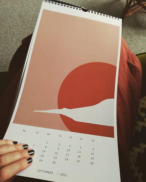 Tupelo Tree 2021 Calendar