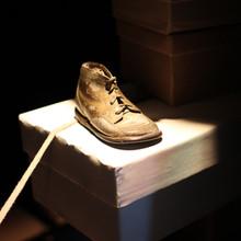 Récit d'une chaussure