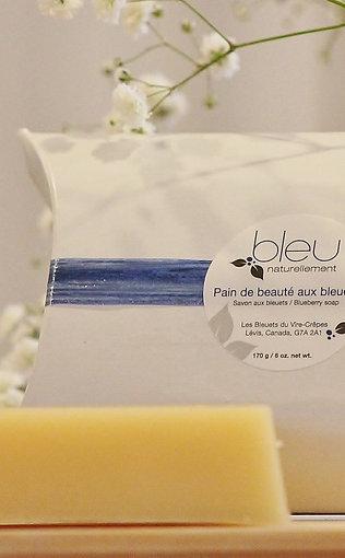 Pain de beauté aux bleuets