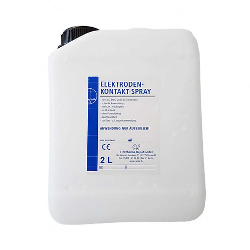 Elektroden-Kontaktspray – Nachfüllkanister 2 Liter