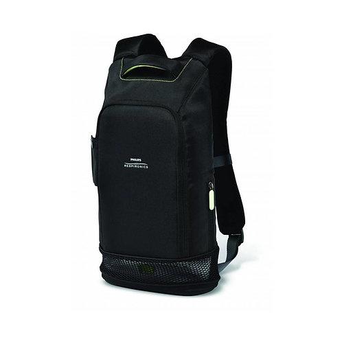 Rucksack schwarz für mobilen Sauerstoffkonzentrator SimplyGo Mini