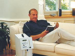 Anwendungsempfehlung zur Sauerstofftherapie