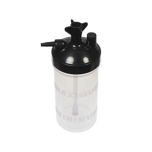 Sprudelanfeuchterflasche für Sauerstoffkonzentrator