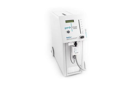 Sauerstoffkonzentrator mit Ionisator für Heimkur