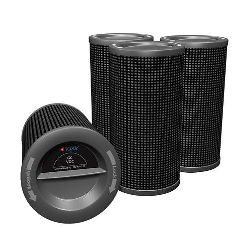Filterpatronen für den Luftreiniger IQAir GC VOC