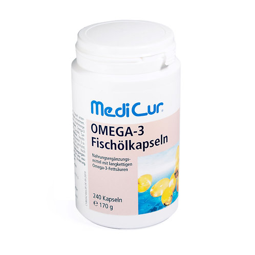 Omega-3 Fischölkapseln