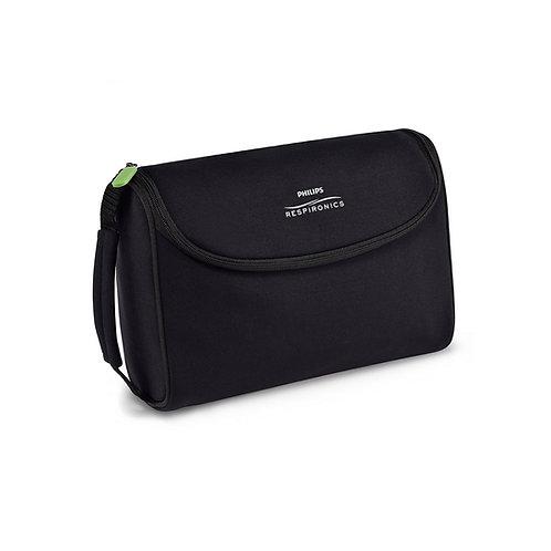 Zubehörtasche schwarz für mobilen Sauerstoffkonzentrator SimplyGo Mini