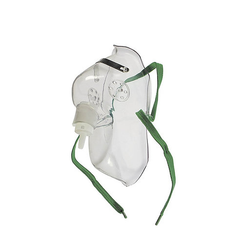 Sauerstoff-Inhalations-Maske Standard (ohne Schlauch)