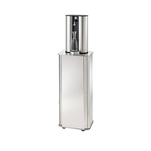 Standkonsole für O2-Trinkwasserspender fmw