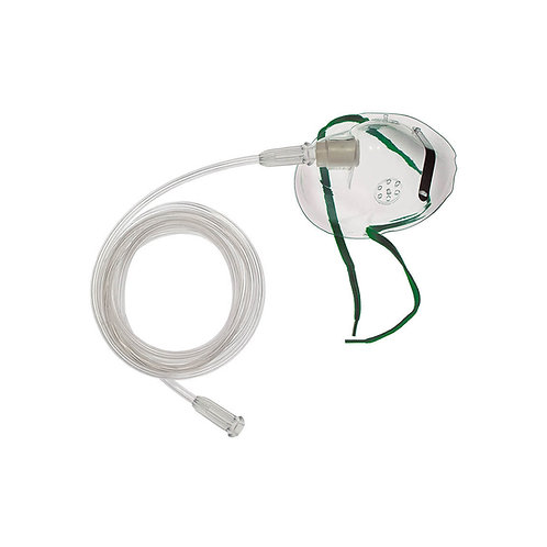 Sauerstoff-Inhalations-Maske, Grösse Mittel
