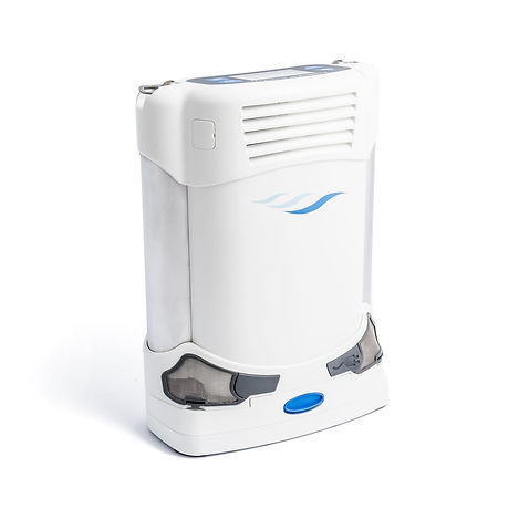 Portables Sauerstoffgerät FreeStyle Comfort