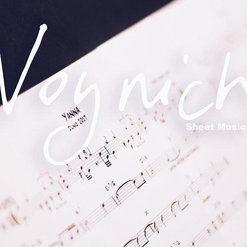 Voynich | Score & Parts