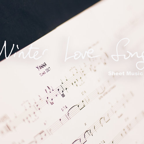 Winter Love Song | Score & Parts