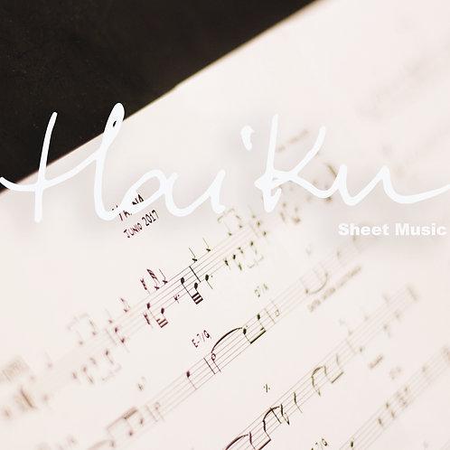 Haiku | Score & Parts