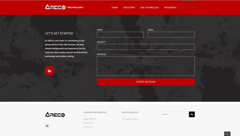 ARECO Contact Us Scroll