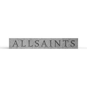 Allsaints In-Store Shoe Display