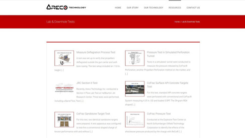 ARECO Resources Tests.JPG