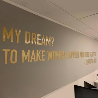 Dior Dream Quote