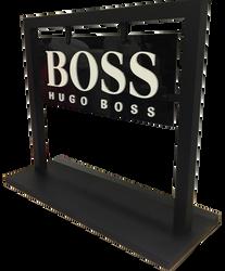 Dillard's Hugo Boss Signage