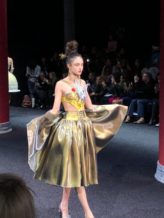 FASHION WEEK HAUTE COUTURE 19 - ALEX EN VOGUE