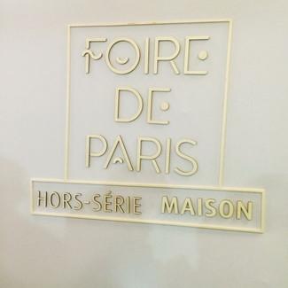 FOIRE DE PARIS HORS-SERIE MAISON - ALEX EN VOGUE