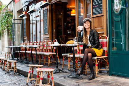 PARISIAN LIFE - ALEX EN VOGUE