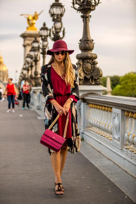 PARISIAN GIRL - ALEX EN VOGUE
