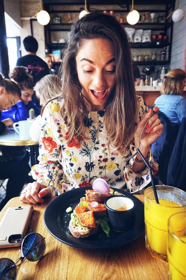 BONNES ADRESSES FOOD - ALEX EN VOGUE