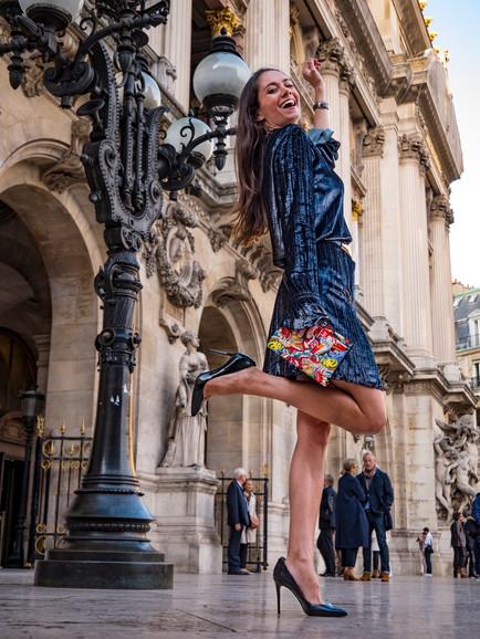 PARIS FASHION WEEK 20 - ALEX EN VOGUE
