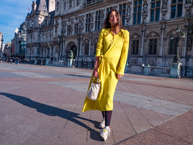 YELLOW VIBES - ALEX EN VOGUE