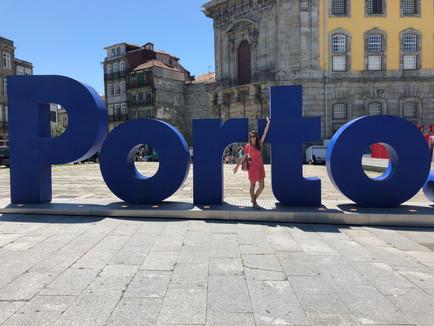 VOYAGE AU PORTUGAL, PORTO - ALEX EN VOGUE