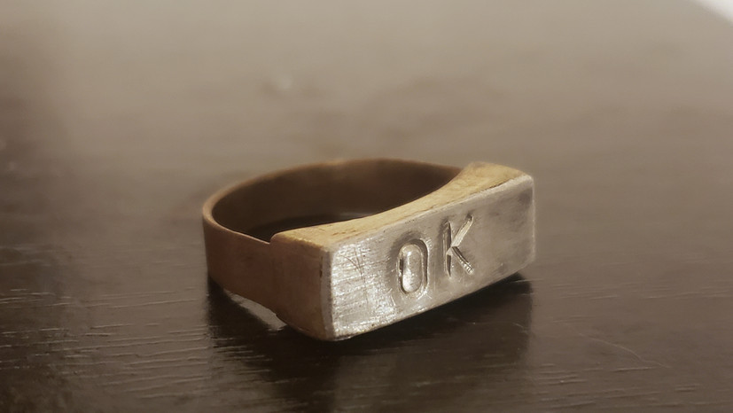 got tired of saying it so i just put it on a ring