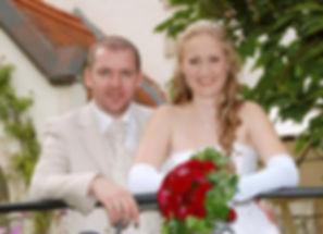 Hochzeit - Thomas und Nadine