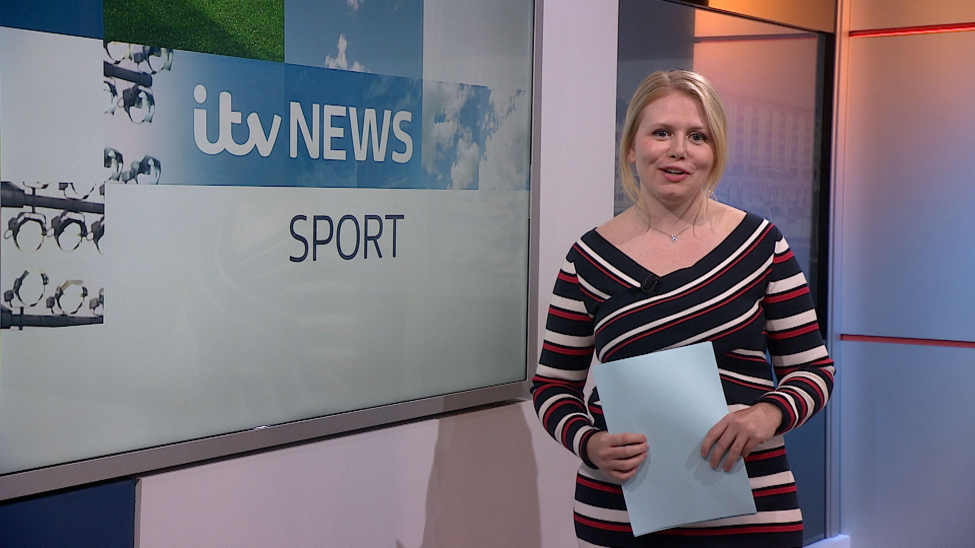 ITV sport pic