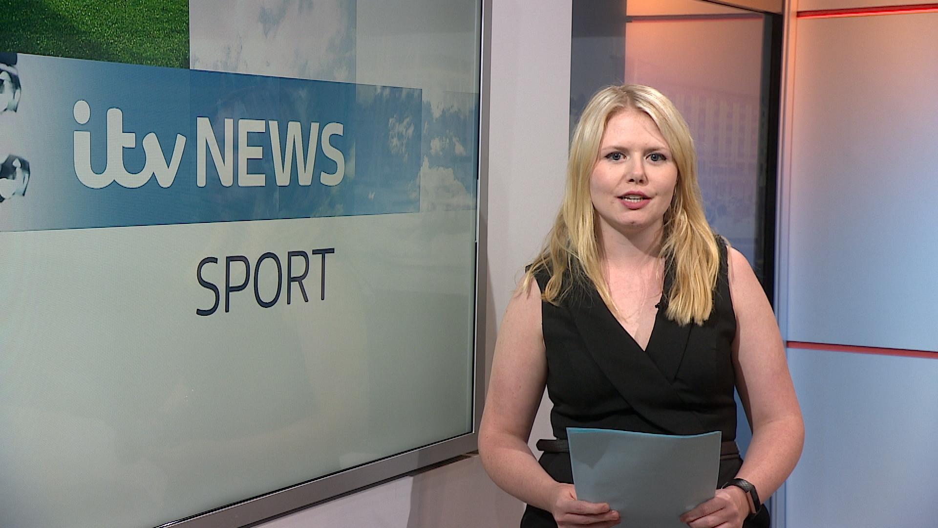 ITV Sport black