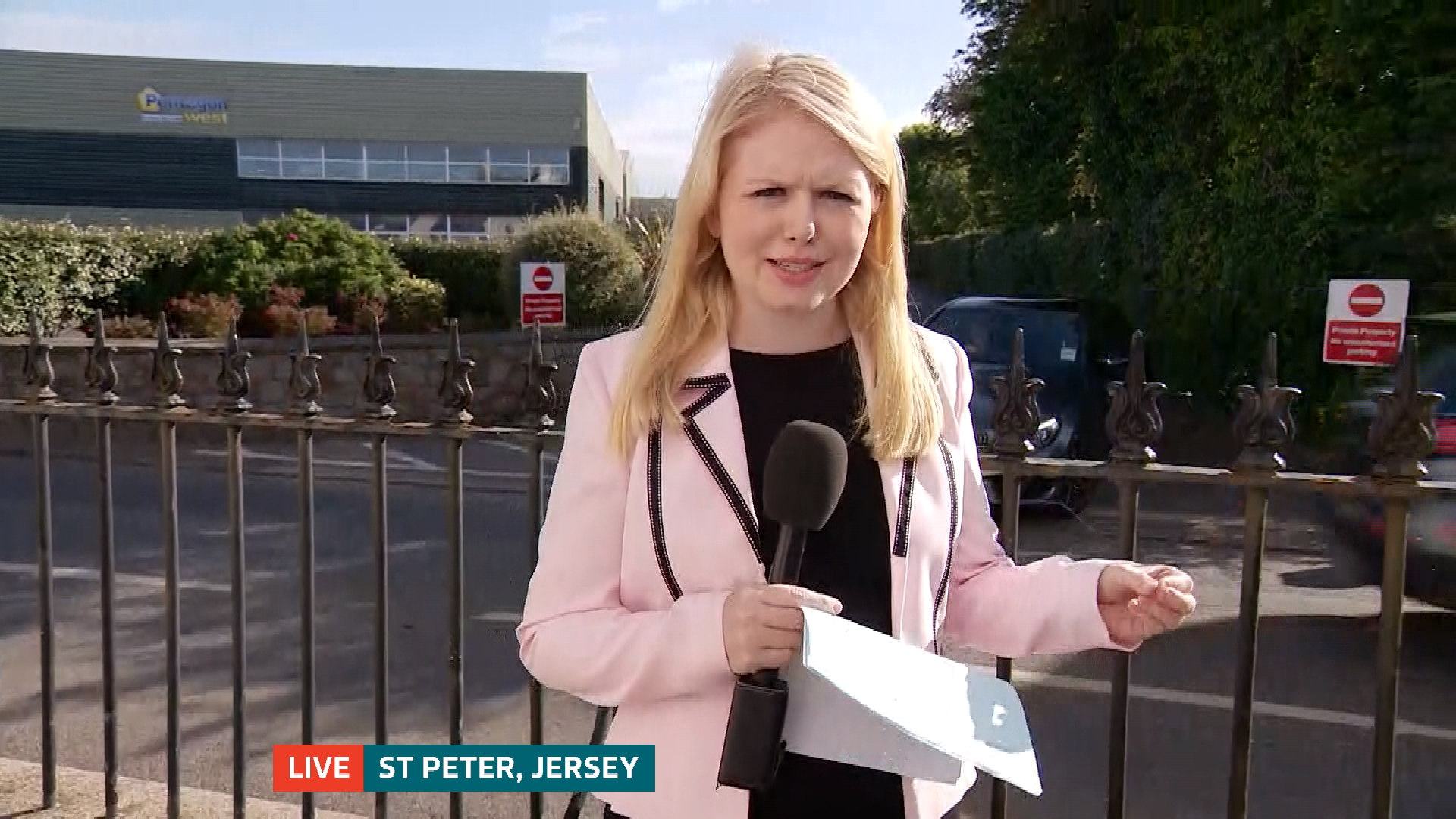 ITV St Peters Live