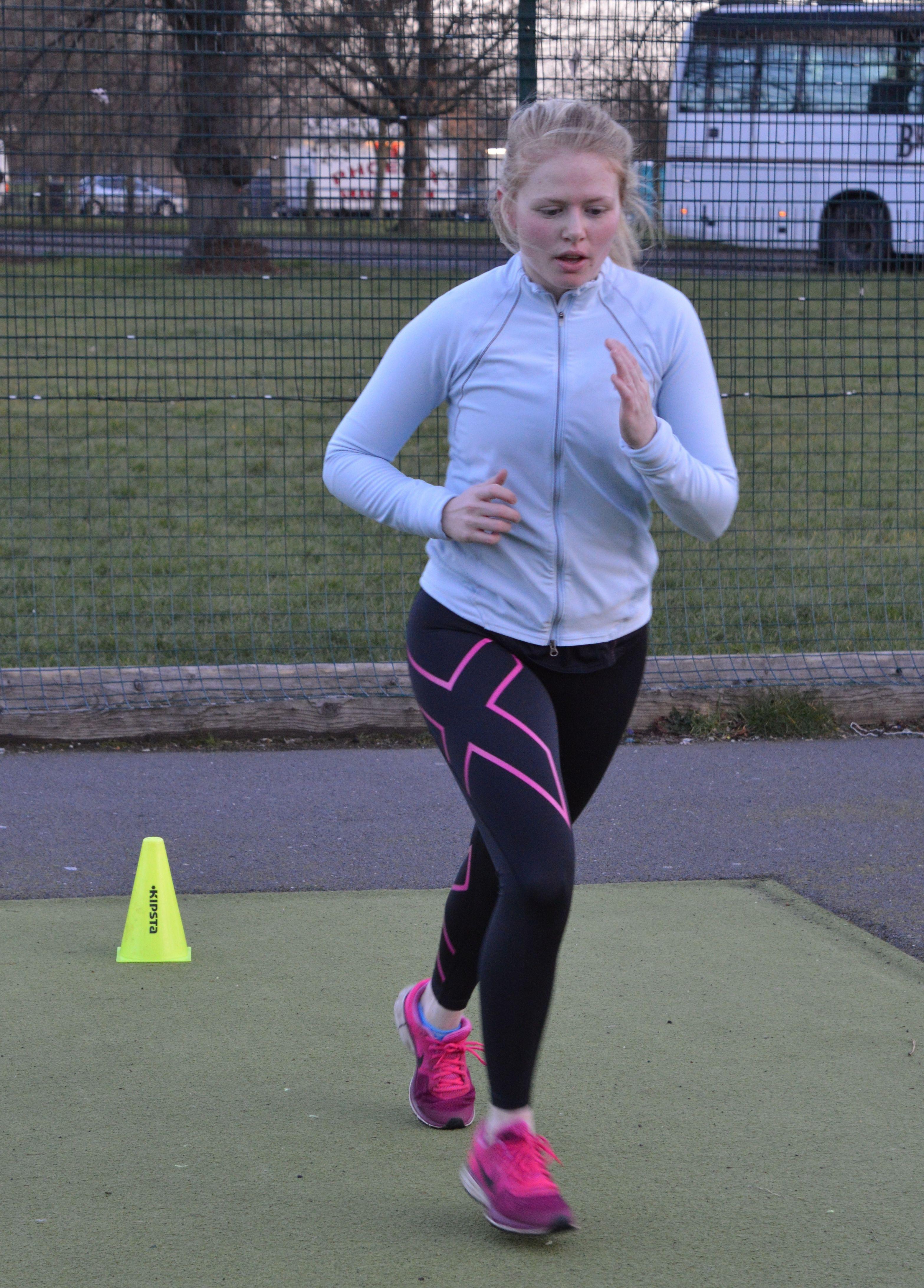 SportsFit training