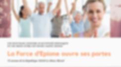 Massage bien être avec Christelleau centre de remise en forme la Force  d'épione 93150 Le Blanc Mesnil