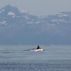 LiteSport 1X Norge Lofoten roing