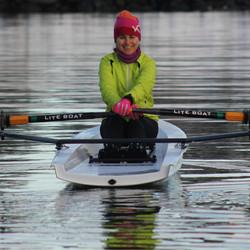 LiteSport 1X treningsrobåt