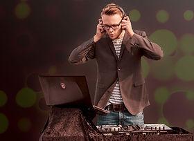 DJ Finn Hochzeit DJ, Geburtstag DJ, Abiball DJ