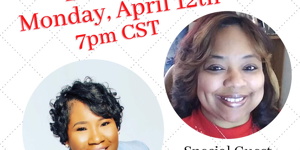 Chat with Dr. Ketra with Guest Lavinia Masters