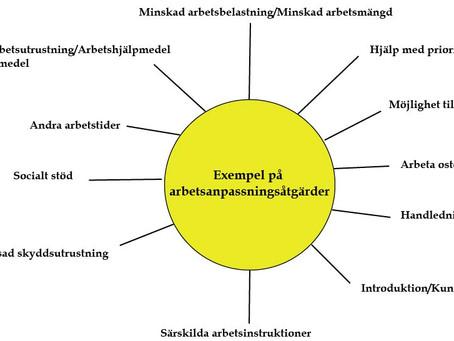 Tydligare med föreskriften Arbetsanpassning (AFS 2020:5)