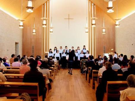 第39回チャペルコンサート in大阪信愛学院