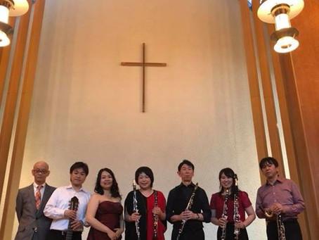 音楽の祭日チャペルコンサートin大阪信愛学院