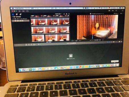 初めての動画授業、録画と編集の苦難。笑
