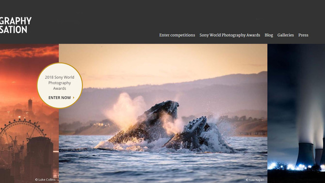 Sony World Photography Awards 2018