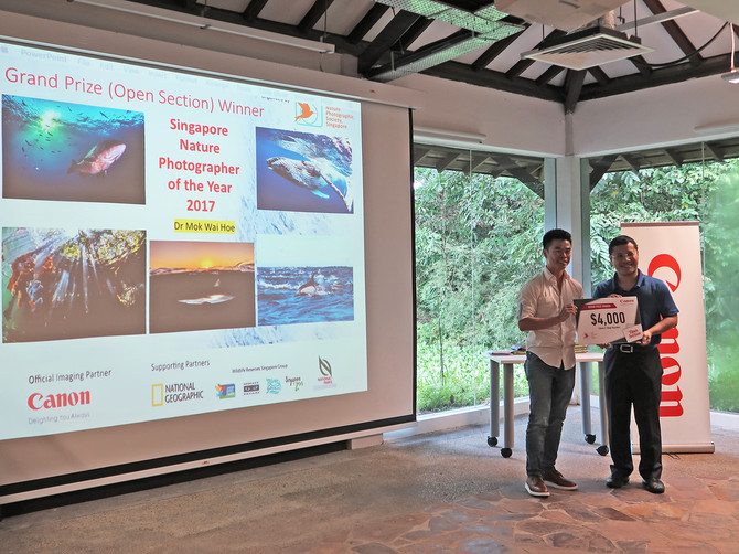 NPSS Singapore Nature Photographer of the Year