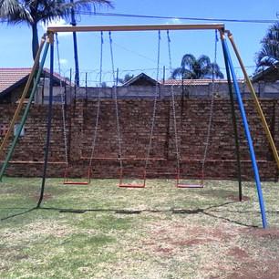 Three Seater Swing
